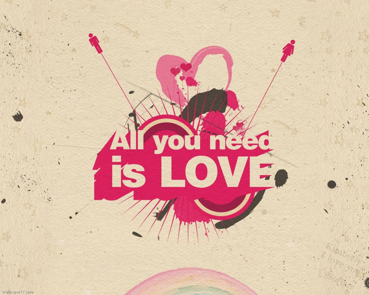 tot ce am nevoie este dragostea ta, imagine de dragoste pentru indragostiti, imagine iubire de valentines day