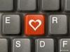 inima pe tastatura