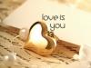 Dragostea esti tu
