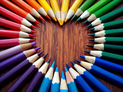 inima in culori